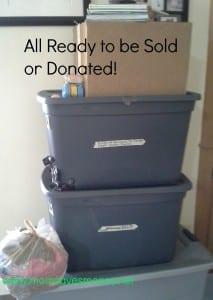 declutter for cash