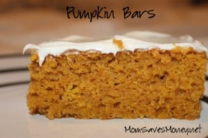 pumpkinbars