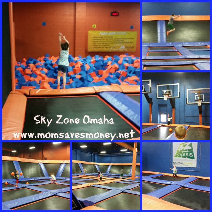 graphic relating to Sky Zone Printable Coupons named Giveaway Assessment! Skyzone Omaha (4 no cost pes