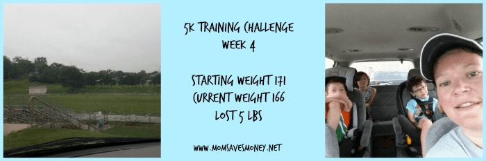 5ktraining week 4