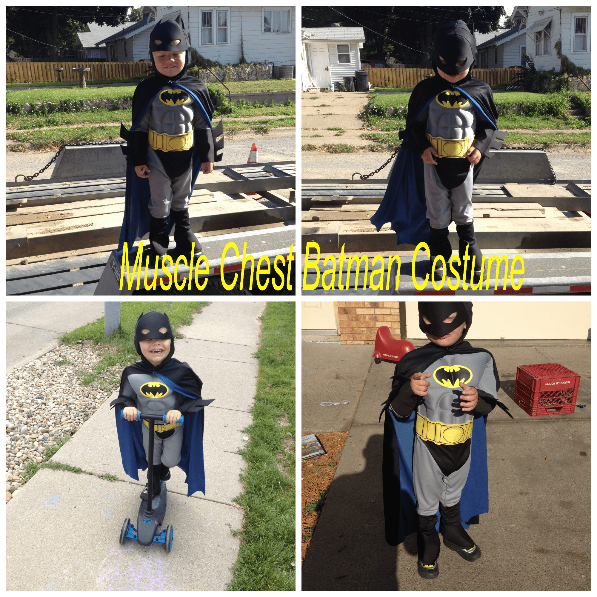 Batman Costume Review