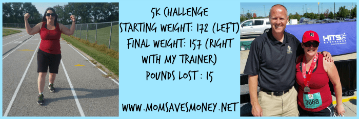 5k training final weight loss