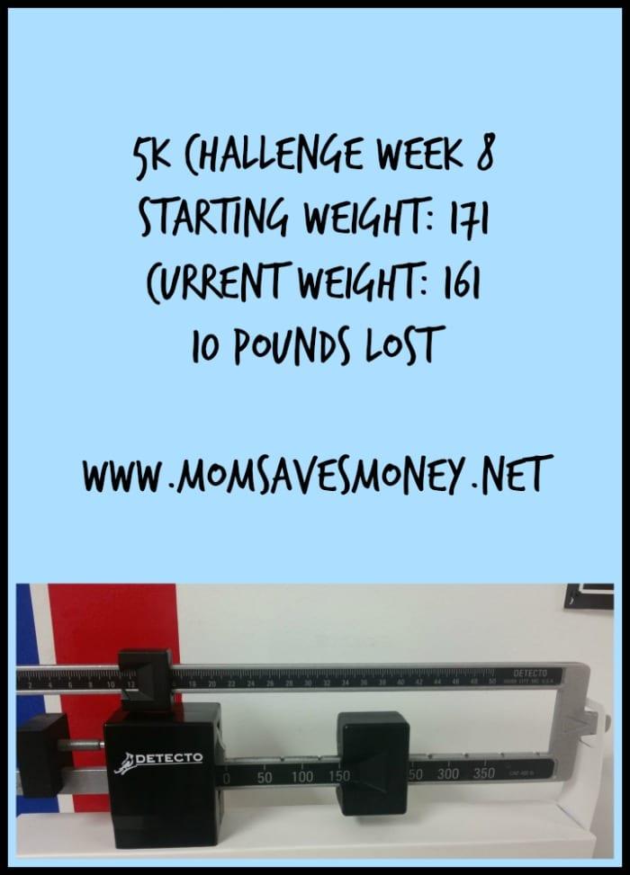 5k week 8
