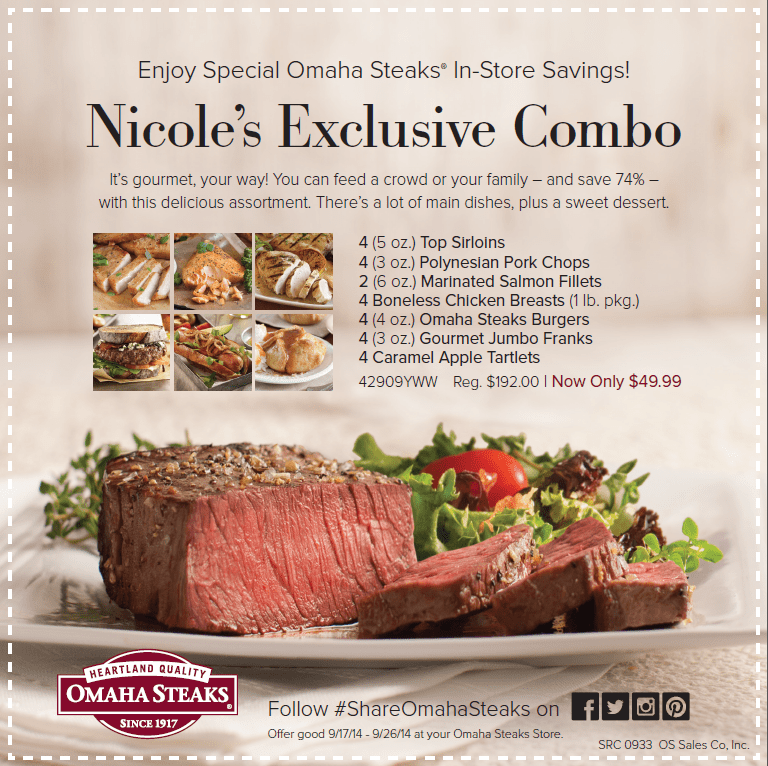 Special Deals Omaha Steaks Coupon Codes For Light In The Box Dresses