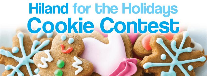Cookie Contest Header