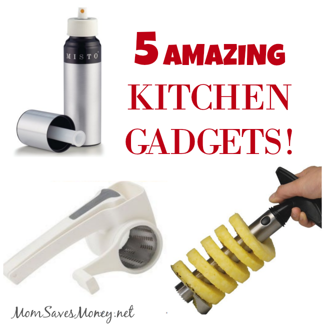 My Top 5 Must Have Kitchen Gadgets Make Your Life Easier Mom Saves Money