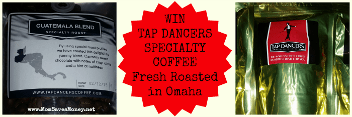 tap dancers coffee