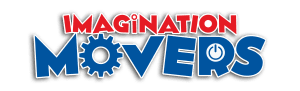 imagination movers - blue