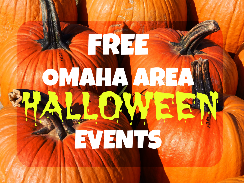 free halloween events in Omaha