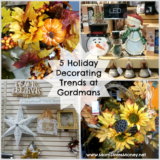 Fall Retail Decorating Ideas