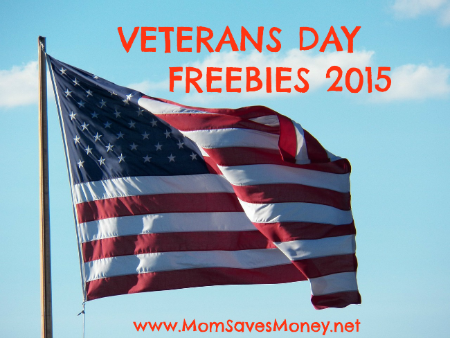 veterans day free