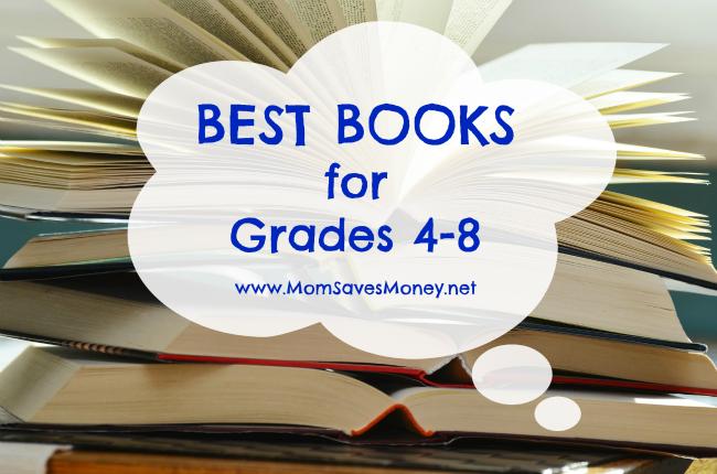 books grades 4-8