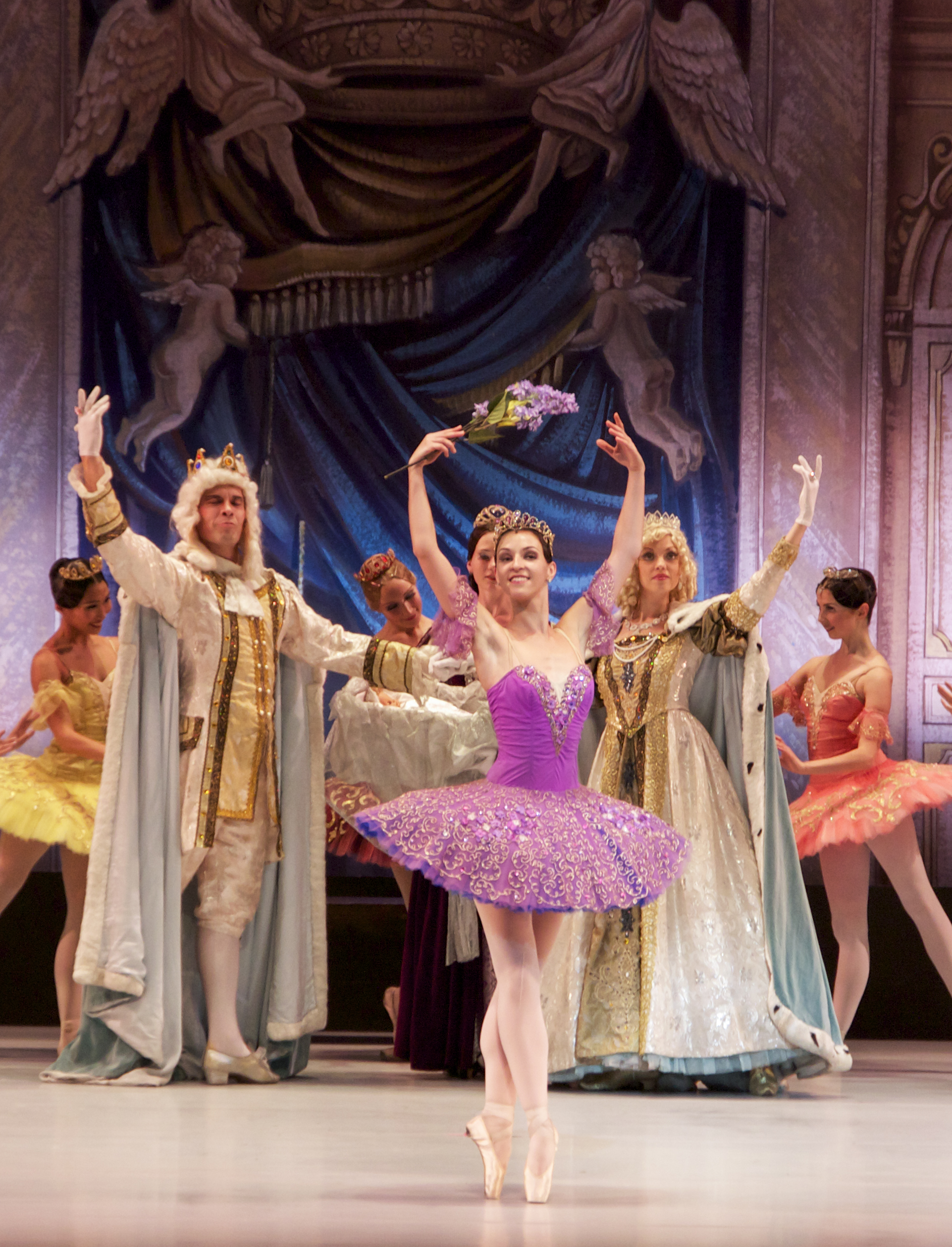 Omaha The Sleeping Beauty Featuring The Moscow Festival Ballet