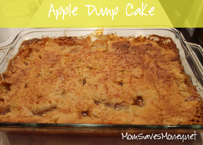 Apple Dump Cake Reviews
