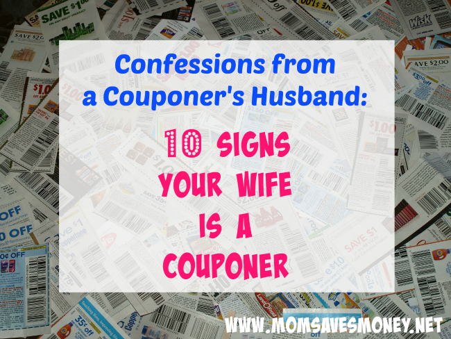 couponing husbands
