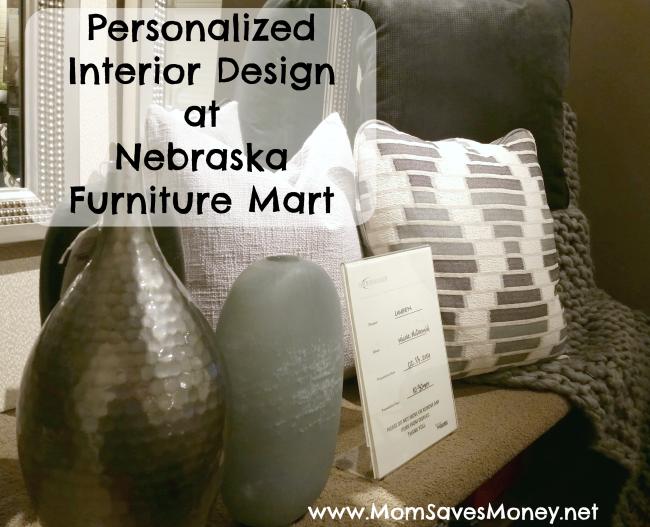 Affordable Professional Interior Design Services At Nebraska Furniture Mart    Mom Saves Money