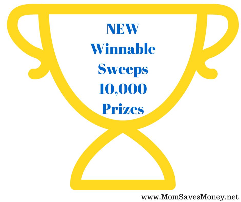 NEWWinnableSweeps22,000Prizes (4)