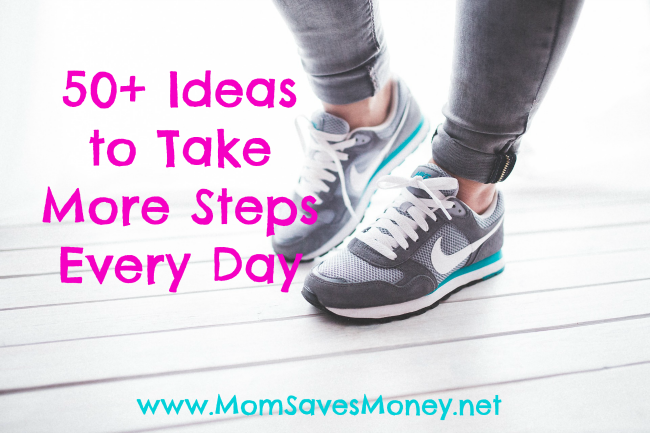 take more steps