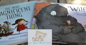 lil bear book club