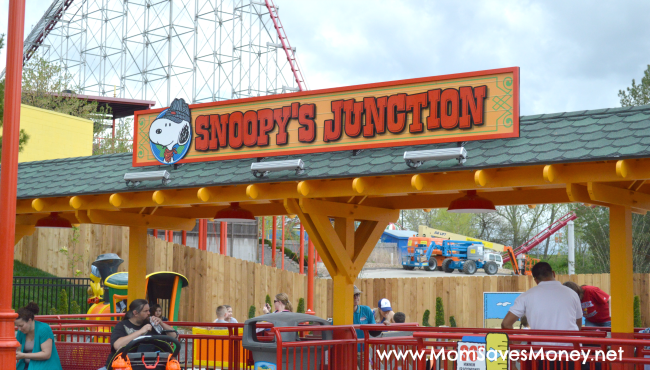 snoopy's junction