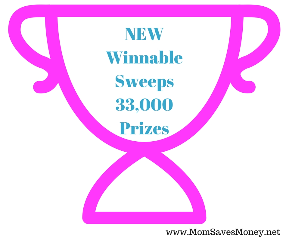 NEWWinnableSweeps22,000Prizes