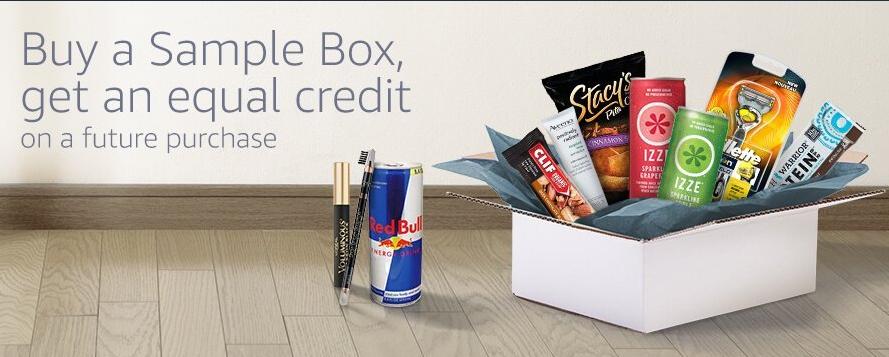 amazon sample box
