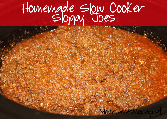 homemadesloppyjoes