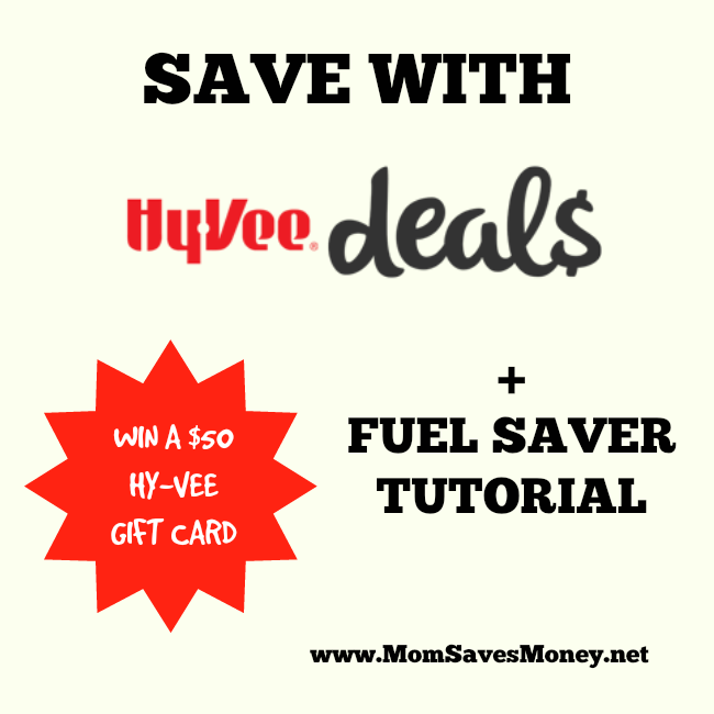 hyvee deals and fuel saver