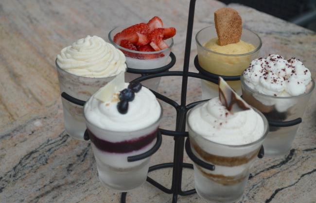 crave desserts