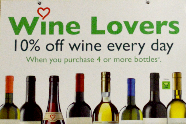 family fare wine lovers