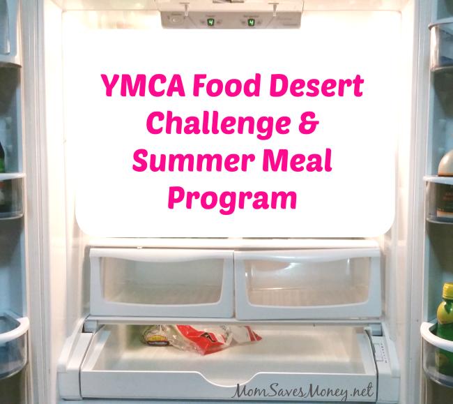 ymca food desert challenge