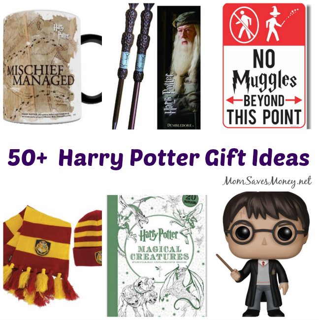Ultimate List Of Unique Gifts For Harry Potter Fans