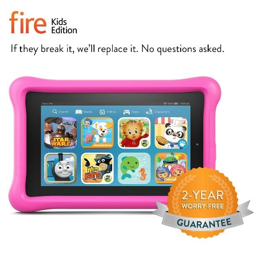 kindle fire kid's edtion