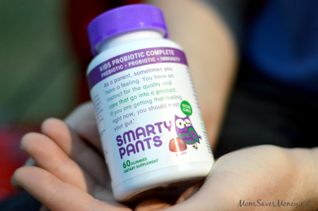 smarty pants probiotics