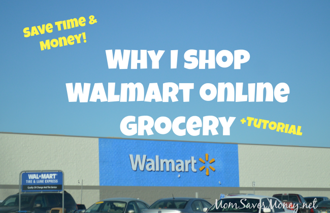 why i shop walmart online grocery