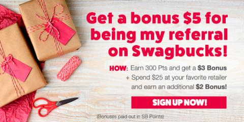 earn money on swagbucks
