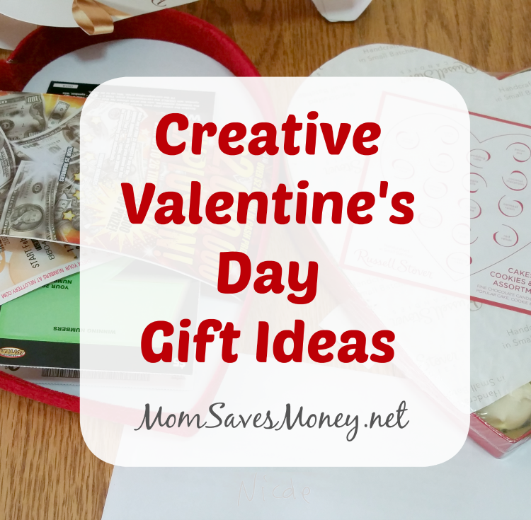Creative valentine 39 s day gift ideas mom saves money for Valentines day creative gifts