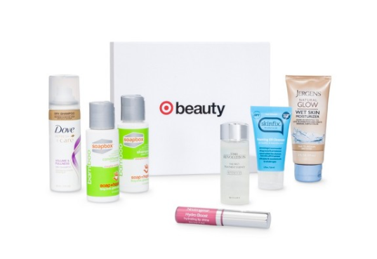 target-march-beauty-box