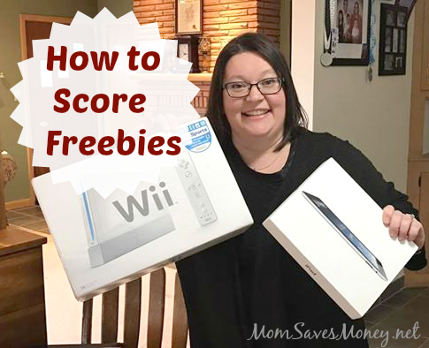 how to score freebies