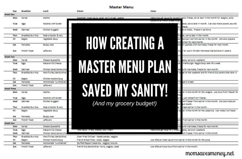 master-menu-plan
