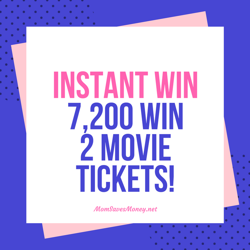 Doritos Instant Win Game - 7,200 Win Fandango Movie Tickets! - Mom