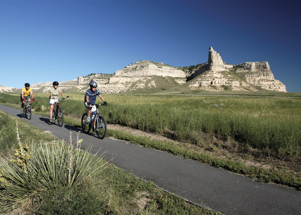 Scottsbluff. Photo credit: Nebraska Tourism