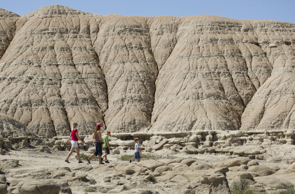 Toadstool Geologic Park. Photo credit: Nebraska Tourism
