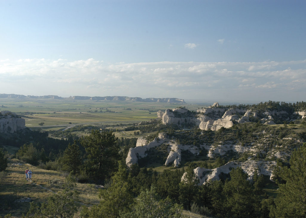 Wildcat Hills. Photo credit: Nebraska Tourism