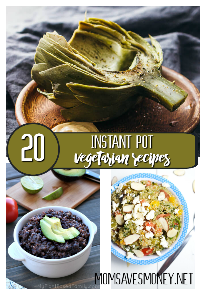 20 instant pot vegetarian recipes mom saves money sides forumfinder Images