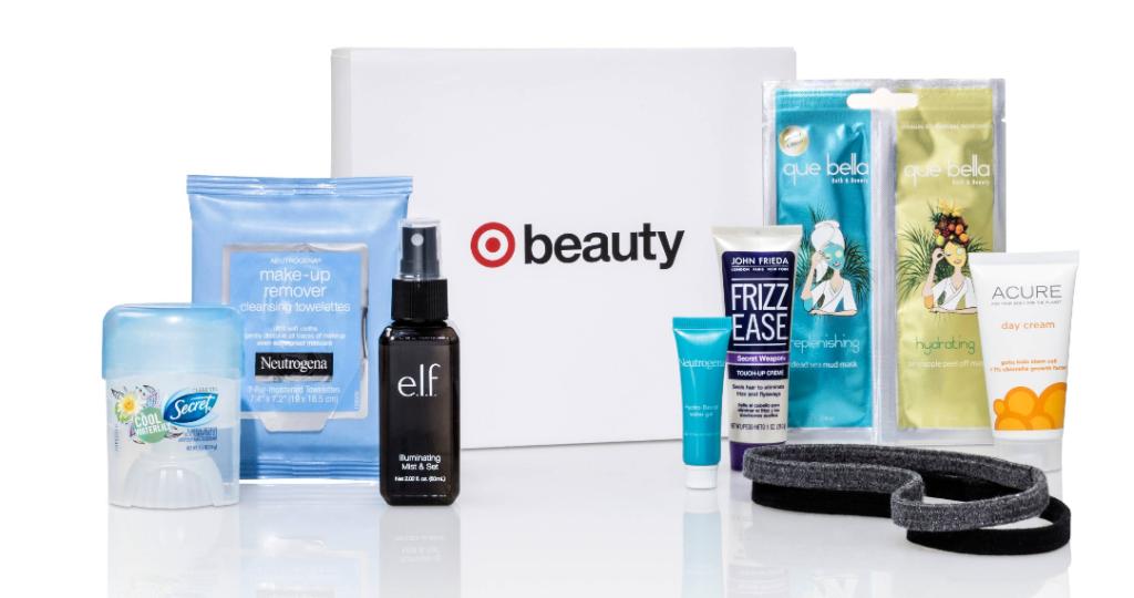 target-july-beauty-box
