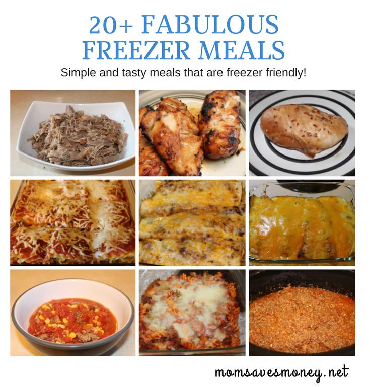 freezer-meals