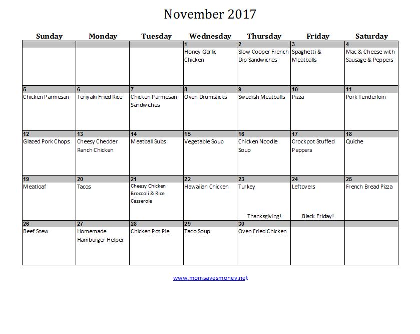 November2017dinner