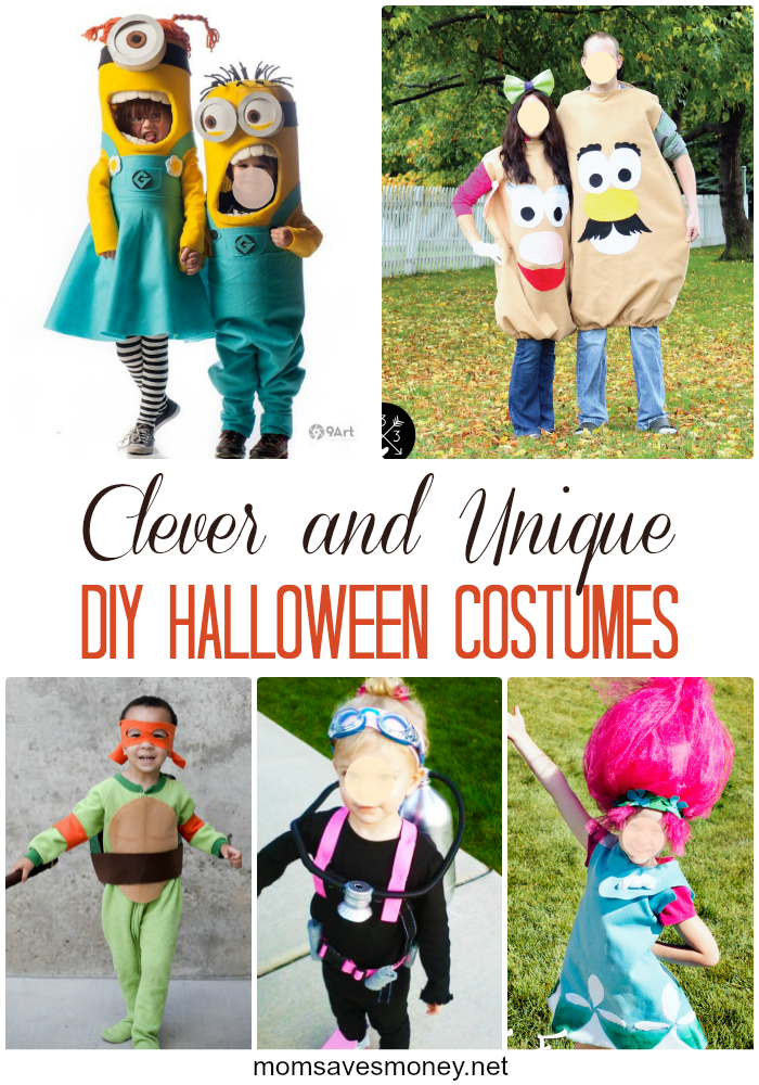 15 clever unique diy halloween costumes mom saves money diy cereal bowl costume this is a creative costume using paper mache and colorful pool noodles solutioingenieria Gallery