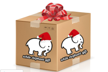White elephant mystery box available now mom saves money order the white elephant mystery box for yourself or for gifts but hurry these do sell out fast solutioingenieria Choice Image